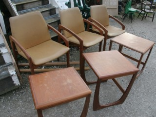 1960′s Danish Design Chairs