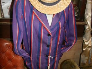 Striped Cambridge Blazer